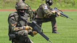 Alemania sustituirá su rifle de asalto HK G36 (problemas de precisión)