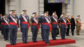 El ex-Jemad de Podemos, prevista ausencia en la festividad de la Virgen de Loreto