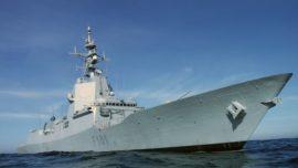 2016 intenso para la Armada: 6 misiones, 7 buques y mil marinos desplegados