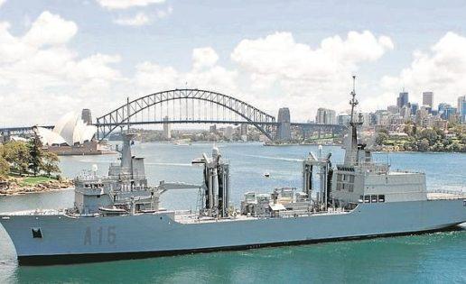 Australia elige a Navantia para dos buques como el «Cantabria»