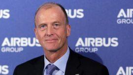 Airbus busca nuevo CEO para sustituir al alemán Tom Enders