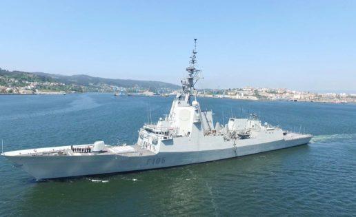 Navantia consigue un contrato de diseño de la futura fragata de EE.UU.