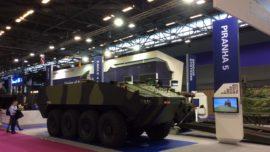 Eurosatory (I): los avances del Piraña 5, el futuro 8×8 del Ejército