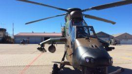 Los Tigre del Ejército, sin volar a la espera de conocer las causas del accidente alemán en Malí