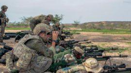 MOE y Bripac: adiestramiento antiterrorista en Senegal