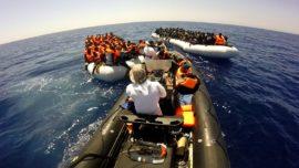 «Sophia»: 13.403 vidas salvadas en dos años por España
