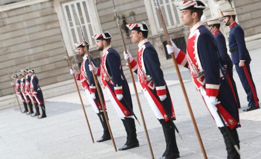 Un militar de la promoción del Rey, nuevo coronel jefe de la Guardia Real