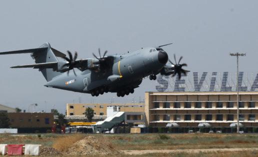 La falta de exportaciones del A400M lastran las cuentas de Airbus en 1.200 millones