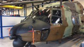 Nuevo ciclo inversor de Defensa: una veintena de helicópteros NH-90