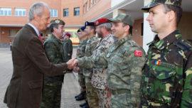 Un oficial turco «desaparece» del cuartel de la OTAN en Valencia