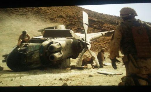Zona hostil: Afganistán, la guerra que no se quiso contar pasa ahora al cine