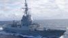 Reacción «benévola» de la US Navy tras la «precipitada» retirada de la Méndez Núñez