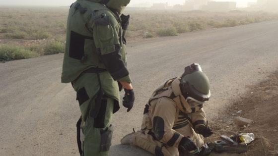 España reubica en Kuwait a 10 militares desplegados en Bagdad