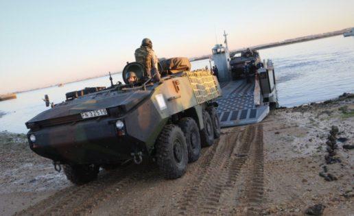 La Infantería de Marina, en Marruecos para unas maniobras lideradas por EE.UU.