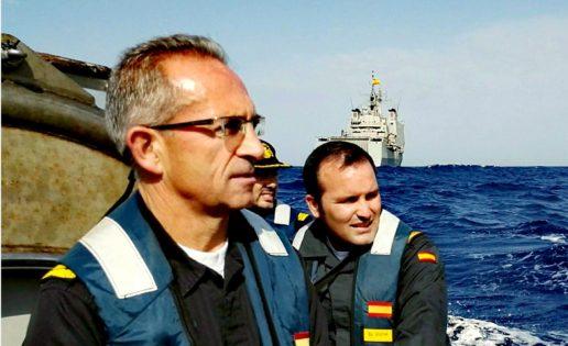 «Teóricamente, el cuartel de la operación Atalanta debe salir del Reino Unido»