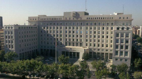 El Ministerio de Defensa cumple 40 años