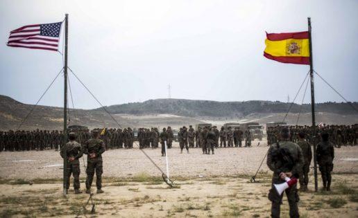 «Marines de Morón»: 65 maniobras bilaterales en España