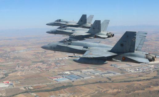 ¿Qué cazas del Ejército del Aire y la Armada debe renovar Defensa?