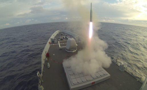 Vídeo: lanzamiento de un misil ESSM por la fragata «Álvaro de Bazán»