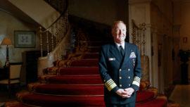 Almirante James Foggo III: «La defensa antimisiles es una misión natural para las fragatas españolas»