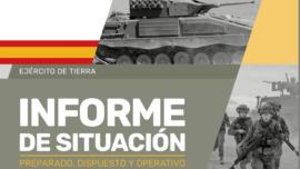 El Ejército de Tierra publica su «Informe de Situación»
