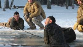Letonia: la OTAN (y España) se preparan para el escenario gélido, maniobras a -21ºC