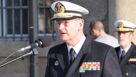 Carta abierta del jefe de la Armada a Ada Colau por el trato dado al almirante Cervera
