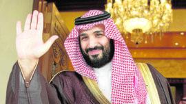 11 y 12 de abril: la visita del Príncipe Heredero saudí y el contrato de las cinco corbetas