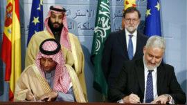 Navantia firma (al fin) su primer acuerdo con Arabia Saudí:  una «joint venture»