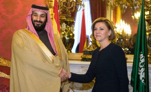 La Armada Española y la Marina saudí, listas para colaborar estrechamente