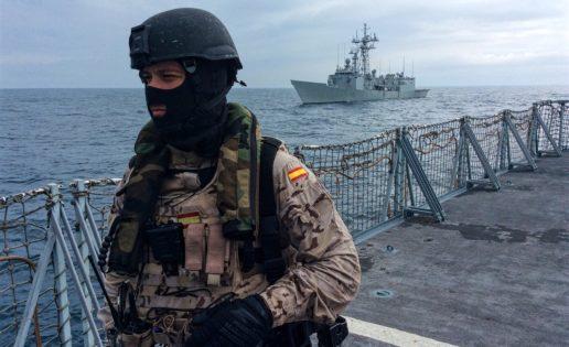 Mar Negro (I): una fragata española en las maniobras con la OTAN