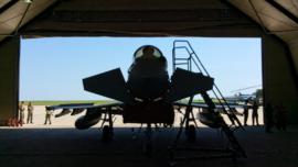 Mar Negro (III): El CAOC de Torrejón, con un ojo puesto en los aviones rusos