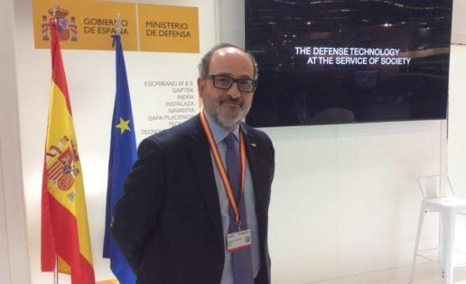 «Para la industria es vital que se active el nuevo ciclo inversor de Defensa»