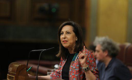 Margarita Robles, nueva ministra de Defensa con el CNI