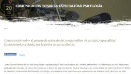 Nuevo revés judicial a Defensa por la oposición de Psicología Militar
