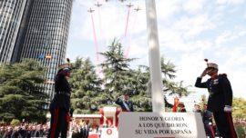 El desfile militar por el 12 de Octubre repite lugar: junto al Bernabeu, 11 horas