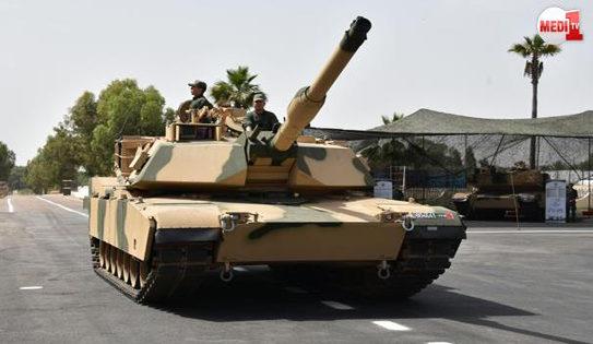 EE.UU. modernizará 162 tanques M1A1 Abrams del Ejército de Marruecos