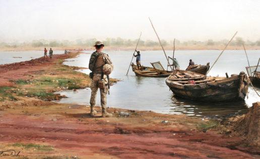 El nuevo cuadro de Ferrer-Dalmau: la misión de Malí