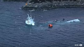 """Noruega apunta a Navantia por el hundimiento de su fragata por un fallo """"crítico"""""""