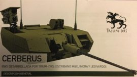 Cerberus: la torre hispano-italiana que quiere competir con las israelíes en el programa del 8×8