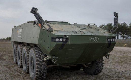 La cancelación del contrato del vehículo 8×8 y el ejemplo rumano