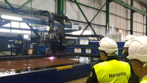 Arabia Saudí: Navantia inicia los trabajos para construir las cinco corbetas