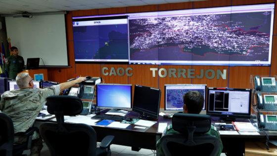 """El CAOC de Torrejón supervisó 170 casos reales de """"aviones amenaza"""""""