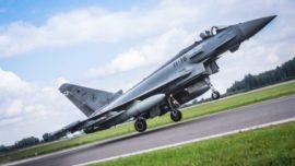Estonia achaca al piloto el disparo del misil desde el Eurofighter español en agosto