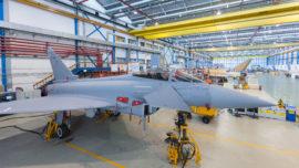 Airbus y España ofrecen a Colombia cazas Eurofighter nuevos o de segunda mano