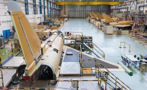 La división militar de Airbus plantea una reducción de 630 empleos en España