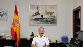 Entrevista con el almirante González Gómez (Digam): «No podemos demorar más la entrega del vehículo 8×8»
