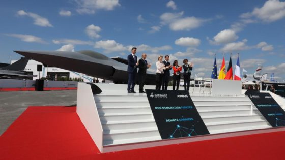 Airbus aún no tira la toalla para liderar el proyecto del FCAS en España