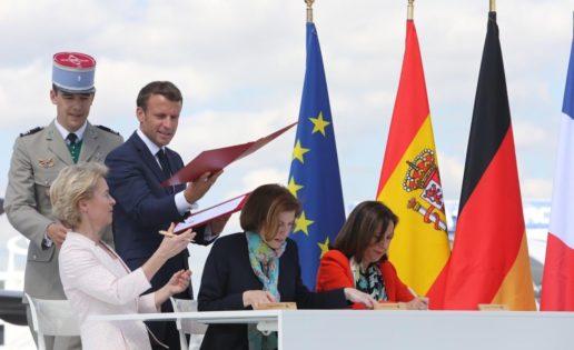 Indra coordinará la participación española en el FCAS, el futuro caza europeo