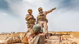 El repliegue de Irak: 300 militares españoles y 35 portugueses, en tres rotaciones